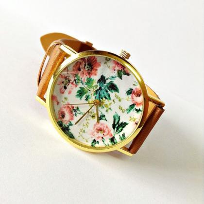 Original Freeforme Floral Watch, Vi..